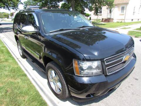 2012 Chevrolet Tahoe for sale at First Choice Automobile in Uniondale NY