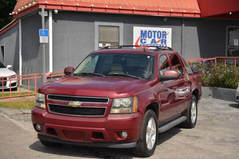 2007 Chevrolet Avalanche for sale at Motor Car Concepts II - Kirkman Location in Orlando FL