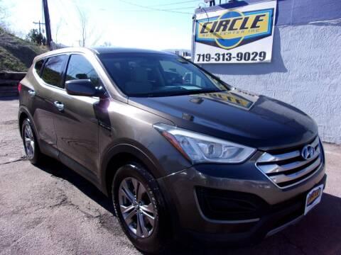 2013 Hyundai Santa Fe Sport for sale at Circle Auto Center in Colorado Springs CO