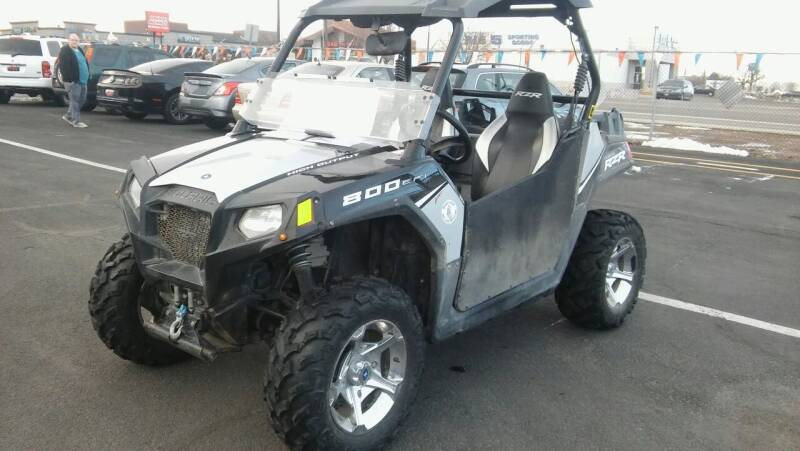 2012 Polaris RZR RANGER for sale at Motor City Idaho in Pocatello ID