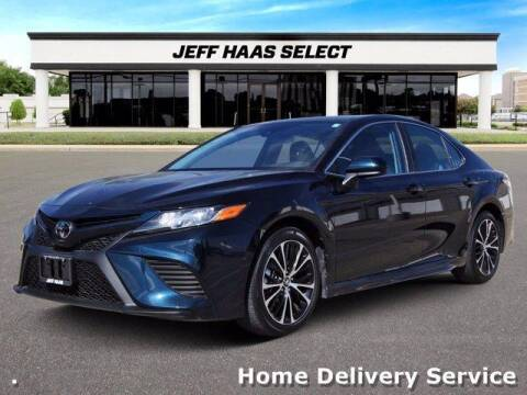 2020 Toyota Camry for sale at JEFF HAAS MAZDA in Houston TX