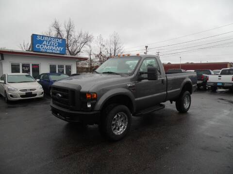 2010 Ford F-350 Super Duty for sale at Surfside Auto Company in Norfolk VA