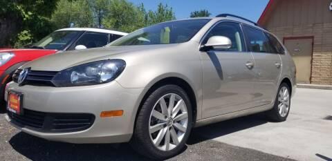 2014 Volkswagen Jetta for sale at ALIC MOTORS in Boise ID