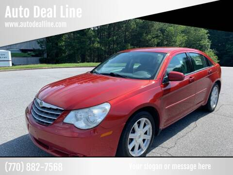 2007 Chrysler Sebring for sale at Auto Deal Line in Alpharetta GA
