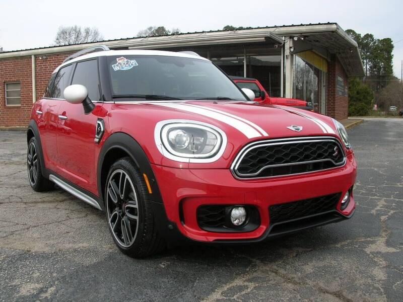 2017 MINI Countryman for sale at South Atlanta Motorsports in Mcdonough GA