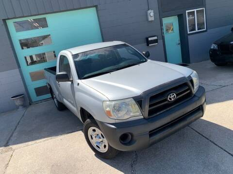 2006 Toyota Tacoma for sale at Enthusiast Autohaus in Sheridan IN