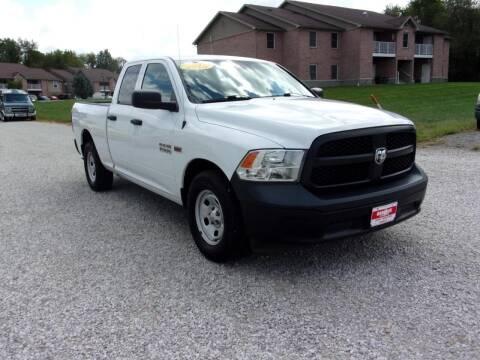 2015 RAM Ram Pickup 1500 for sale at BABCOCK MOTORS INC in Orleans IN