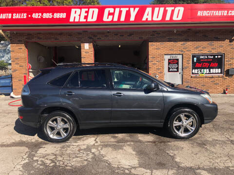 2006 Lexus RX 400h for sale at Red City  Auto in Omaha NE