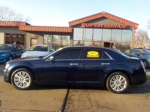 2013 Chrysler 300 for sale at Super Service Used Cars in Milwaukee WI