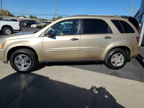2005 Chevrolet Equinox for sale at Cars 4 Idaho in Twin Falls ID