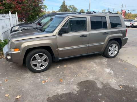 2008 Jeep Patriot for sale at Excel Auto Sales LLC in Kawkawlin MI