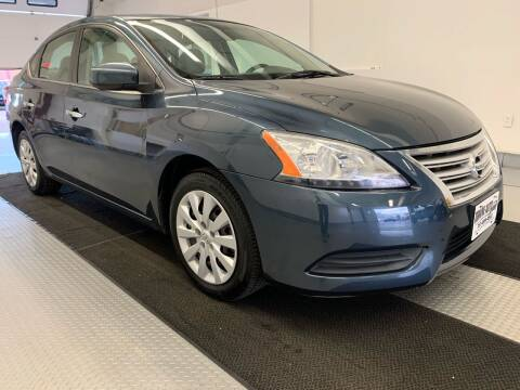 2015 Nissan Sentra for sale at TOWNE AUTO BROKERS in Virginia Beach VA