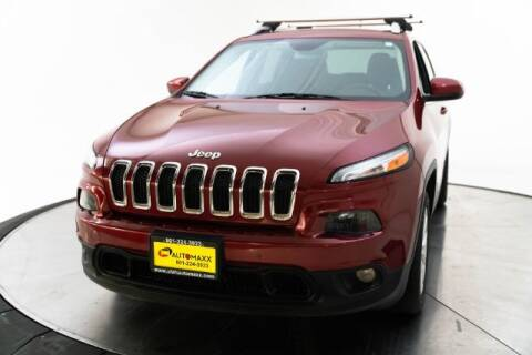 2015 Jeep Cherokee for sale at AUTOMAXX MAIN in Orem UT