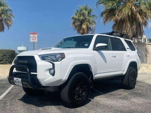 2016 Toyota 4Runner for sale at Motorcars Group Management - Bud Johnson Motor Co in San Antonio TX