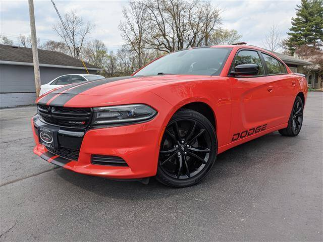 2017 Dodge Charger for sale at GAHANNA AUTO SALES in Gahanna OH