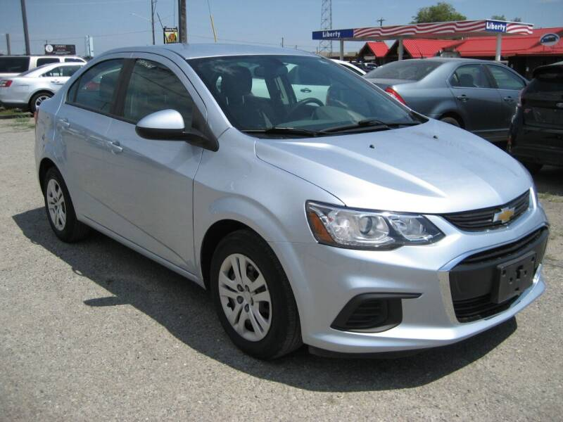 2017 Chevrolet Sonic for sale at Stateline Auto Sales in Post Falls ID