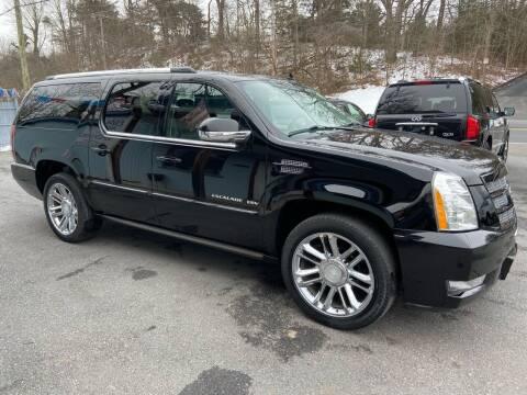 2013 Cadillac Escalade ESV for sale at Elite Auto Sales Inc in Front Royal VA
