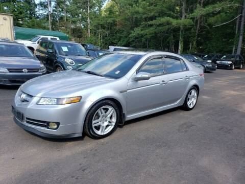 2007 Acura TL for sale at GA Auto IMPORTS  LLC in Buford GA