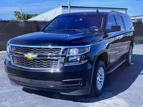 2016 Chevrolet Suburban for sale at Global Pre-Owned in Fayetteville GA