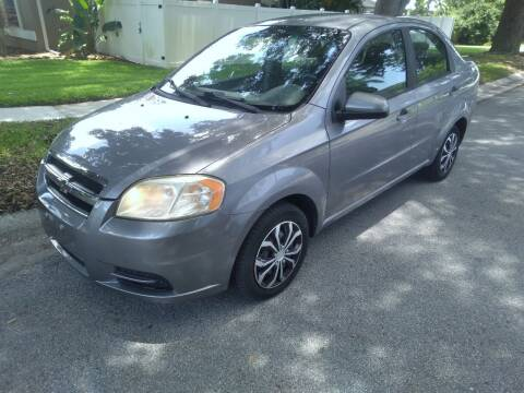 2010 Chevrolet Aveo for sale at Low Price Auto Sales LLC in Palm Harbor FL