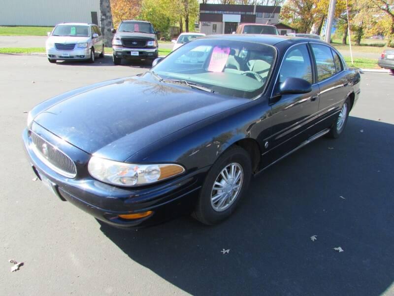 2003 Buick LeSabre for sale at Fedder Motors in Mora MN