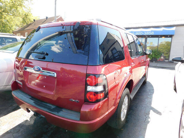 2008 Ford Explorer 4x4 XLT 4dr SUV (V6) - Madison TN