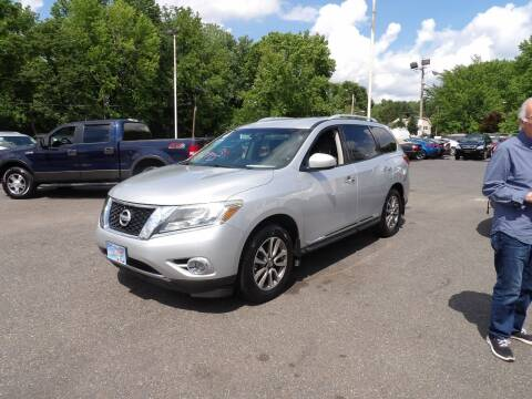 2014 Nissan Pathfinder for sale at United Auto Land in Woodbury NJ