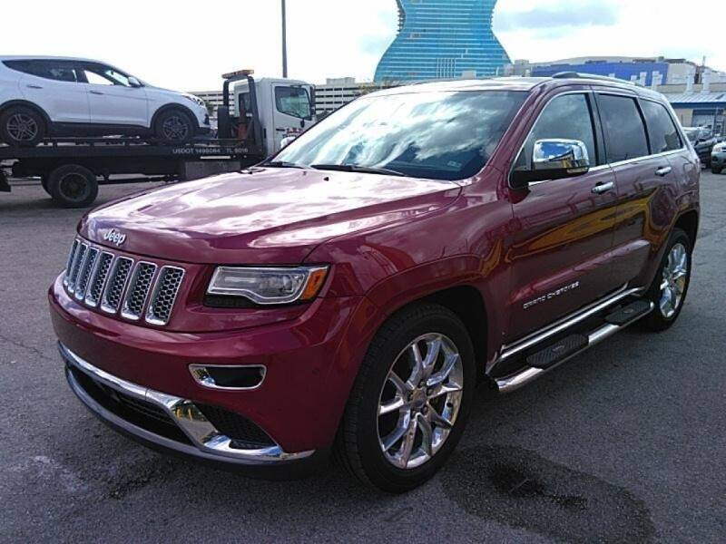 2014 Jeep Grand Cherokee for sale at Auto Remarketing Group in Ocala FL