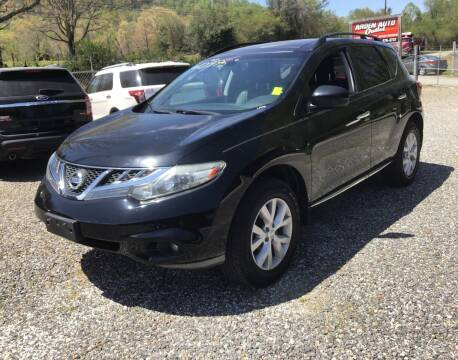 2011 Nissan Murano for sale at Arden Auto Outlet in Arden NC