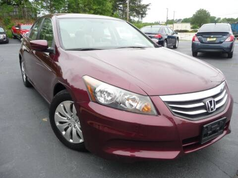 2012 Honda Accord for sale at Wade Hampton Auto Mart in Greer SC