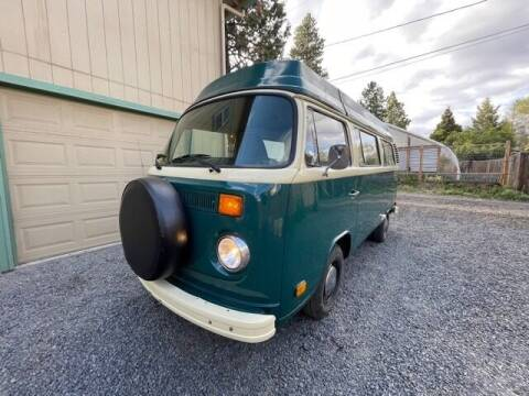 1978 Volkswagen Bus (Type 2) for sale at Parnell Autowerks in Bend OR