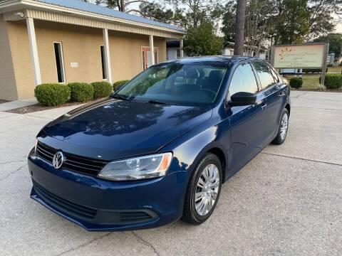 2011 Volkswagen Jetta for sale at Asap Motors Inc in Fort Walton Beach FL