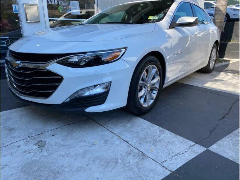 2019 Chevrolet Malibu for sale at AutoDeals in Daly City CA
