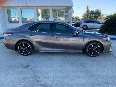2018 Toyota Camry for sale at Max Quality Auto in Baton Rouge LA