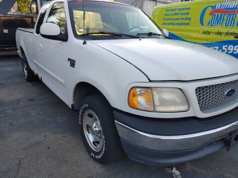 1999 Ford F-150 for sale at Auto Direct Inc in Saddle Brook NJ