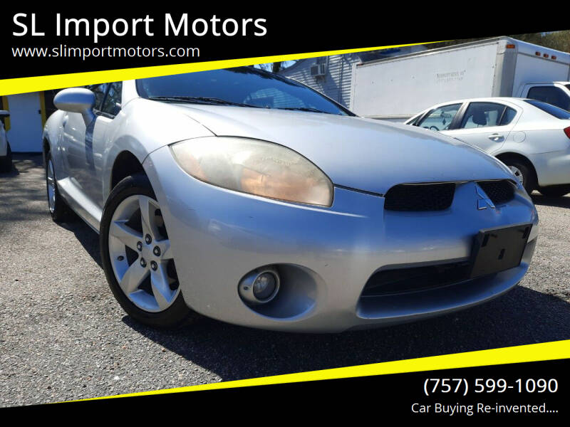 2007 Mitsubishi Eclipse Spyder for sale at SL Import Motors in Newport News VA