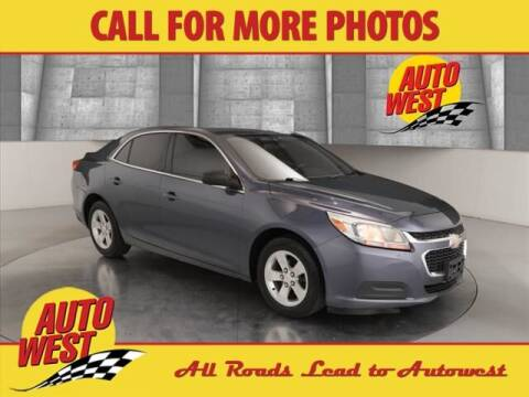 2014 Chevrolet Malibu for sale at Autowest of GR in Grand Rapids MI