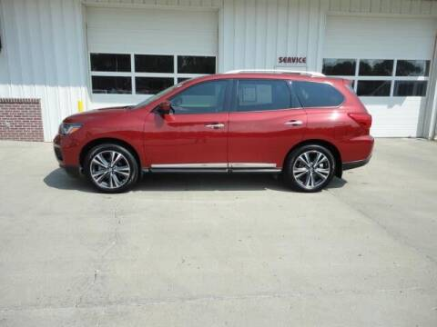 2017 Nissan Pathfinder for sale at Quality Motors Inc in Vermillion SD