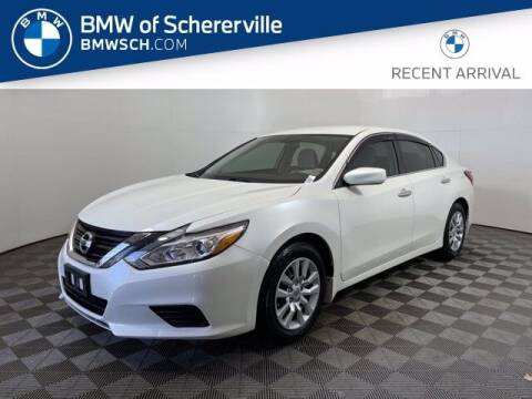 2017 Nissan Altima for sale at BMW of Schererville in Shererville IN