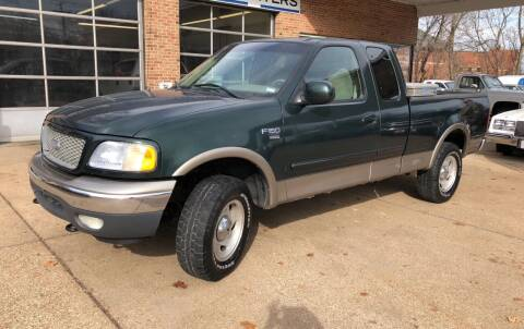2001 Ford F-150 for sale at County Seat Motors East in Union MO