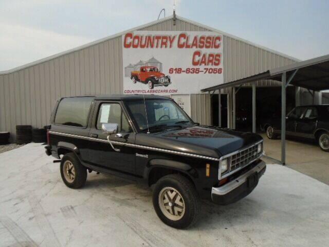 1987 Ford Bronco II for sale in Staunton, IL