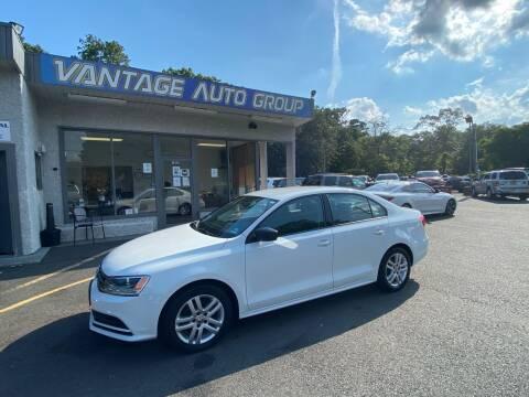 2015 Volkswagen Jetta for sale at Vantage Auto Group in Brick NJ