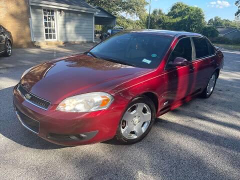 2009 Chevrolet Impala for sale at Philip Motors Inc in Snellville GA