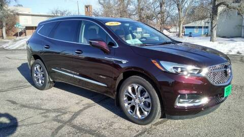 2020 Buick Enclave for sale at Unzen Motors in Milbank SD