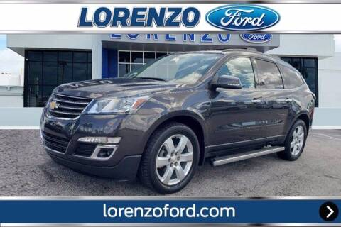 2016 Chevrolet Traverse for sale at Lorenzo Ford in Homestead FL