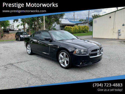 2013 Dodge Charger for sale at Prestige Motorworks in Concord NC