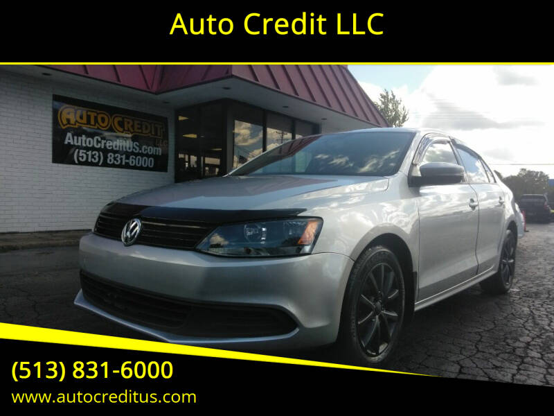 2011 Volkswagen Jetta for sale at Auto Credit LLC in Milford OH