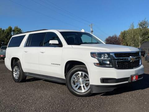 2017 Chevrolet Suburban for sale at The Other Guys Auto Sales in Island City OR