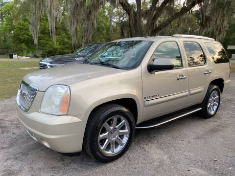 2007 GMC Yukon for sale at Carlyle Kelly in Jacksonville FL
