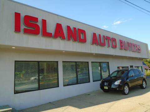 2010 Nissan Rogue for sale at Island Auto Buyers in West Babylon NY